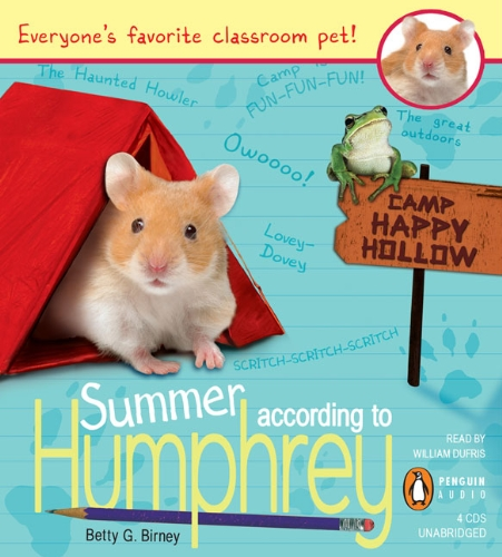 9780143145585: Summer According to Humphrey