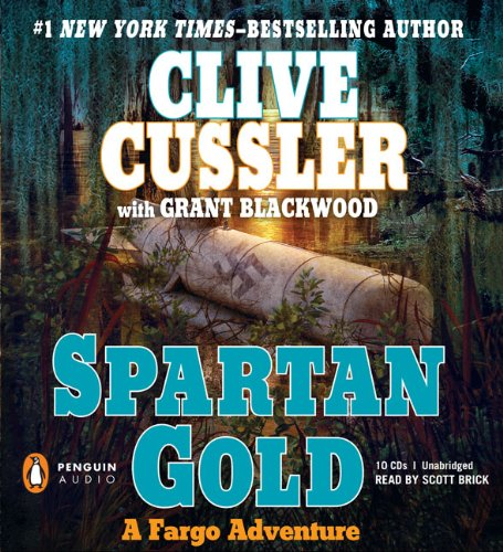 9780143145677: Spartan Gold (A Sam and Remi Fargo Adventure)