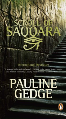 9780143167440: Scroll of Saqqara