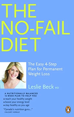 9780143167631: The No-Fail Diet: The Easy 4-Step Plan for Permanent Weight Loss