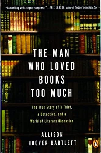 9780143168249: The Man Who Loved Books