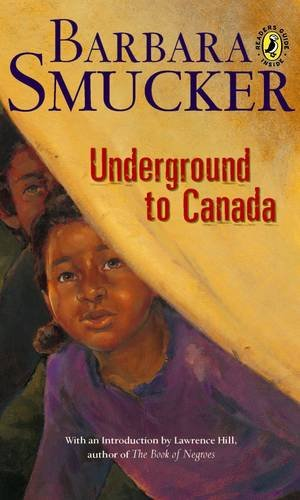 9780143168591: Underground To Canada