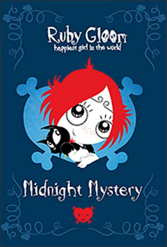 9780143169376: Ruby Gloom 01 Happiest Girl in the World Midnight Mystery