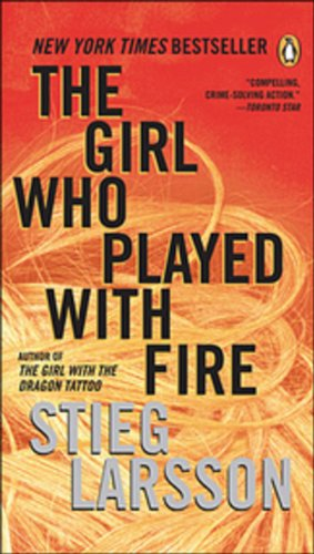 The Girl Who Played with Fire (Millennium Series) (0143170104) by Stieg Larsson