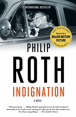 Indignation: Philip Roth