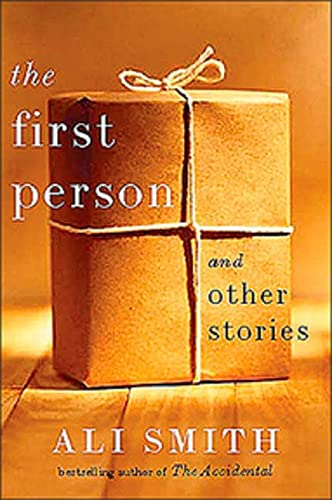 9780143170488: The First Person and Other Stories