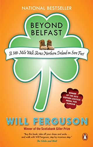9780143170624: Beyond Belfast - a 560 Mile Walk Across Northern Ireland on Sore Feet