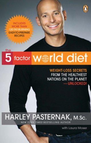 9780143170983: The 5-Factor World Diet