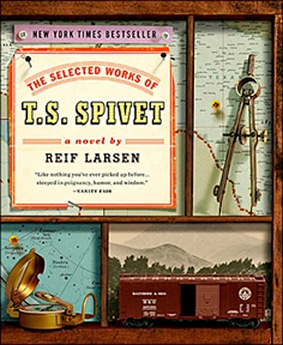 9780143171836: The Selected Works of T S Spivet