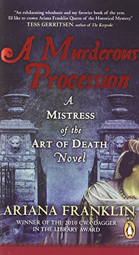 A Murderous Procession: A Mistress Of The Art Of Death Novel (014317200X) by Franklin, Ariana