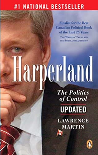 9780143177654: Harperland: The Politics of Control (Updated)