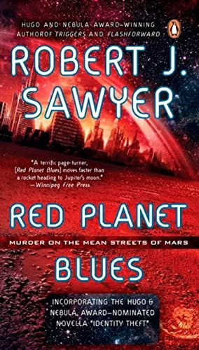 9780143180111: Red Planet Blues