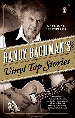 9780143180401: Randy Bachman's Vinyl Tap Stories