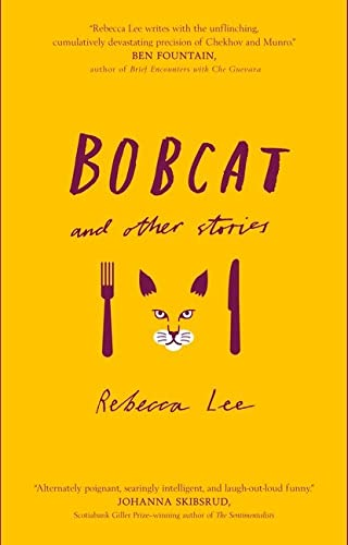 9780143182337: Bobcat and Other Stories
