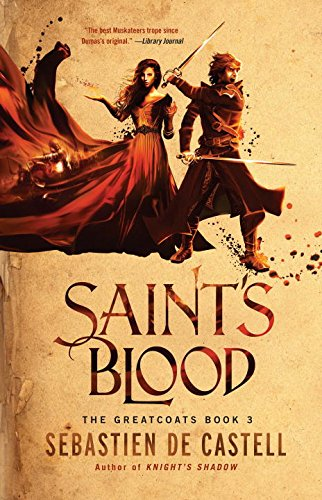 9780143188759: Saint's Blood (The Greatcoats)