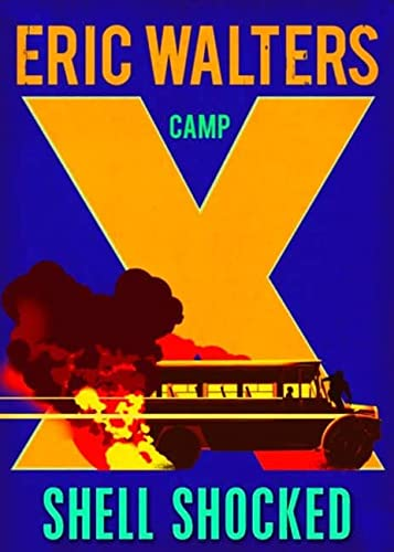 9780143188971: Camp X Book 4 Shell Shocked