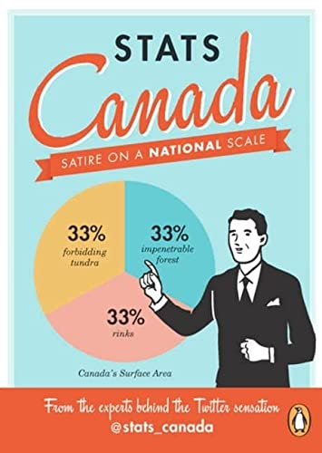 9780143189060: Stats Canada: Satire on a National Scale