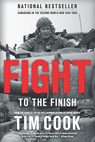 9780143189558: 2: Fight to the Finish: Canadians in the Second World War, 1944-1945
