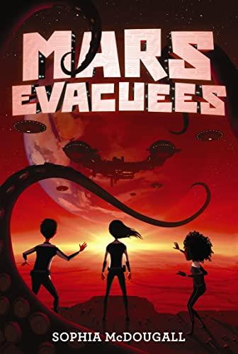 9780143190028: Mars Evacuees by McDougall, Sophia (2014) Paperback