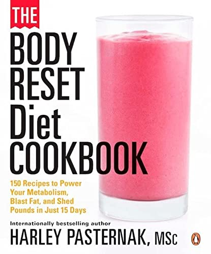 9780143190868: The Body Reset Diet Cookbook: 150 Recipes to Power Your Metabolism, Blast Fat, and Shed Pounds in Just 15 Days [Paperback]