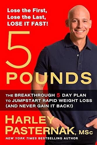 9780143192787: 5 Pounds: The Breakthrough 5-day Plan to Jumpstart Rapid Weight Loss (and