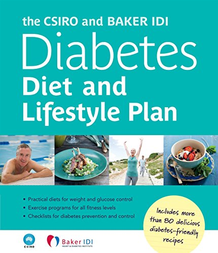9780143202264: THE CSIRO AND BAKER IDI DIABETES DIET AND LIFESTYLE PLAN
