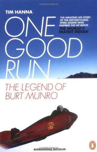 9780143202851: One Good Run: The Legend of Burt Munro
