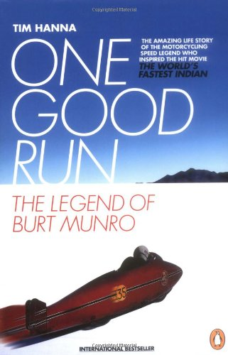 9780143202851: One Good Run: The Legend of Burt Munro