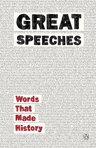 9780143205111: Great Speeches