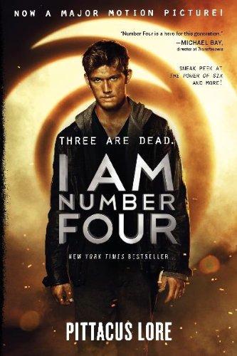 9780143205135: I Am Number Four