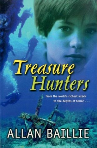 Treasure Hunters (0143300075) by Allan Baillie