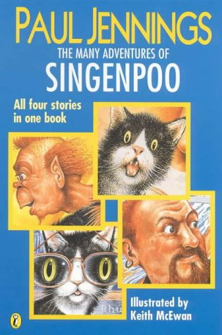 9780143300595: The Many Adventures of Singenpoo: All Four Stories in One
