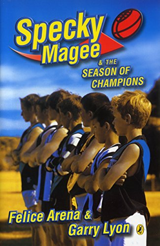 9780143300625: Specky Magee and the Season of Champions