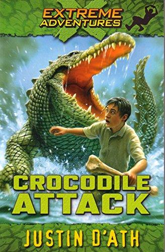 9780143302230: Crocodile Attack (Extreme Adventures (Puffin Books))