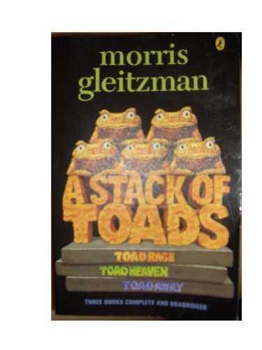 9780143302544: A Stack of Toads: Toad Rage, Toad Heaven, Toadaway