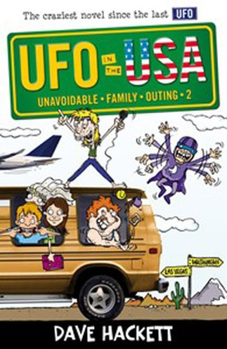 9780143302933: UFO in the USA (Unavoidable Family Outing)