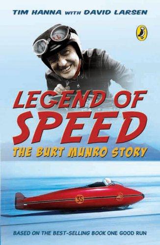 9780143303107: Legend of Speed: The Burt Munro Story