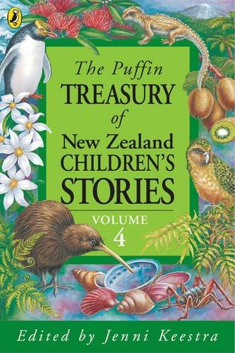 9780143303466: The Puffin Treasury of New Zealand Children's Stories: Volume 4