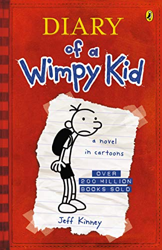 Diary of a Wimpy Kid 1 (Paperback)