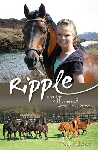 9780143304586: Ripple and the Wild Horses of White Cloud Station