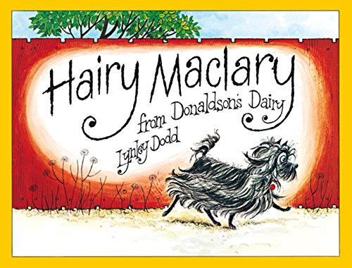 Hairy Maclary from Donaldson's Dairy (Hardcover): Lynley Dodd