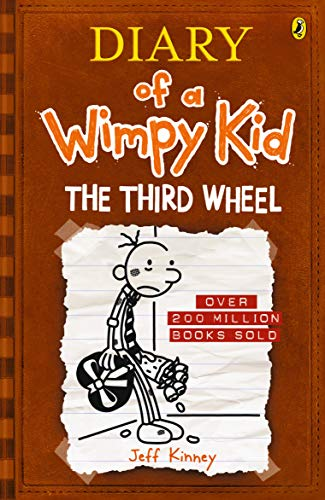 9780143307334: Diary of a Wimpy Kid: Third Wheel