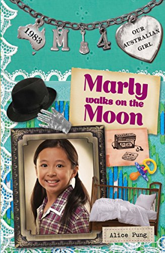 9780143308522: Marly Walks on the Moon: Marly: Book 4 (Our Australian Girl)