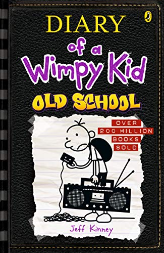 Diary of a Wimpy Kid 10: Old School (Paperback): Jeff Kinney