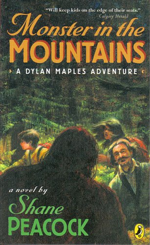 9780143312239: Dylan Maples Adventure Monster In The Mountains