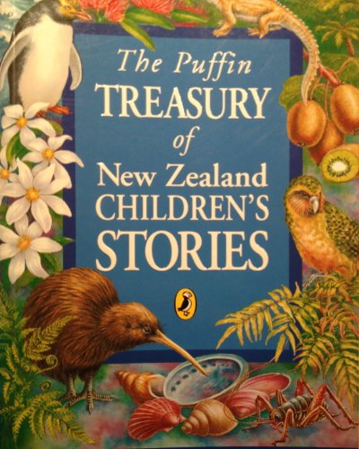 9780143318255: The Puffin Treasury of New Zealand Children's Stories