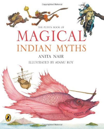 9780143330042: The Puffin Book of Magical Indian Myths