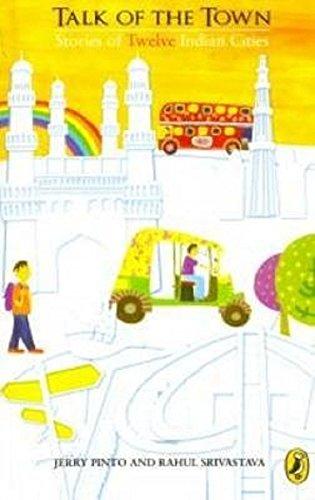 Talk of the Town: Stories of Twelve: Rahul Shrivastava