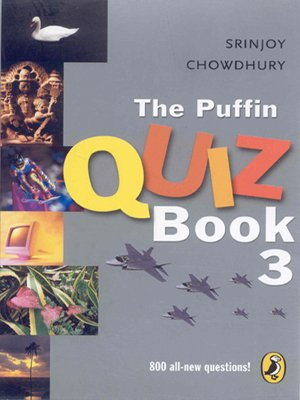 9780143330165: The Puffin Quiz Book 3