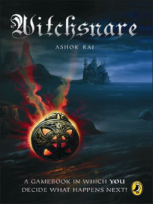 9780143330325: Witchsnare: A Gamebook in Which You Decide What Happens Next!